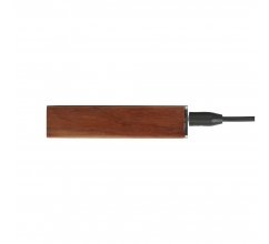 PowerCharger2000Wood powerbank bedrukken